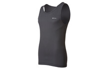 Odlo Men Singlet CUBIC ebony grey/black